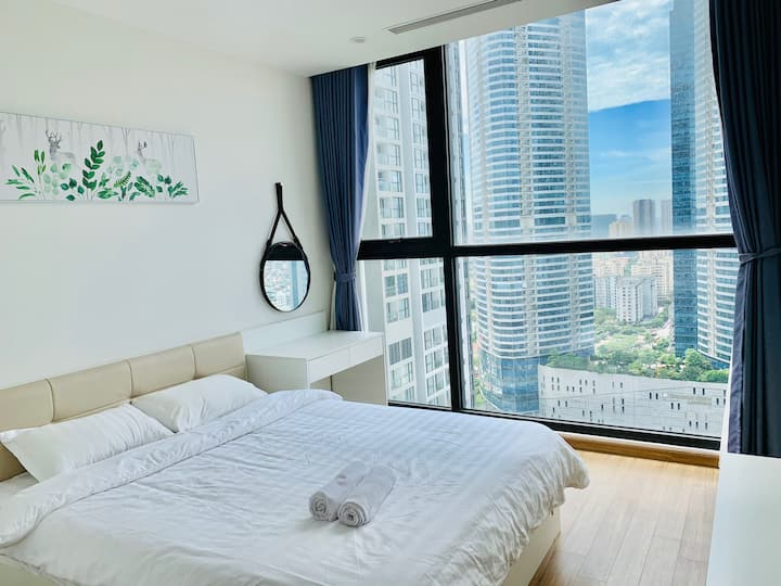 ⭐️⭐️⭐️⭐️⭐️Perfect 2 bedroom Apartment @Vinhomes Skylake