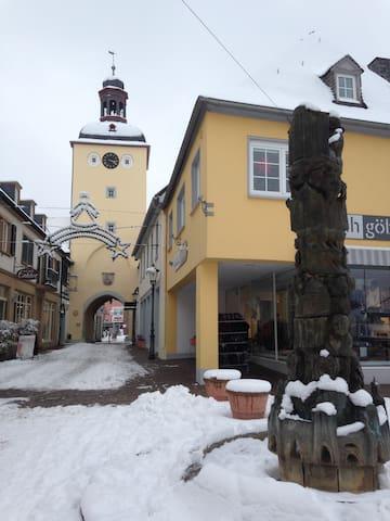 Innenstadt von Kirchheimbolanden