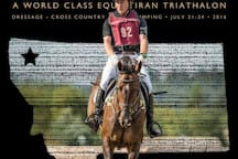 World-Class Equestrian Eventing every July