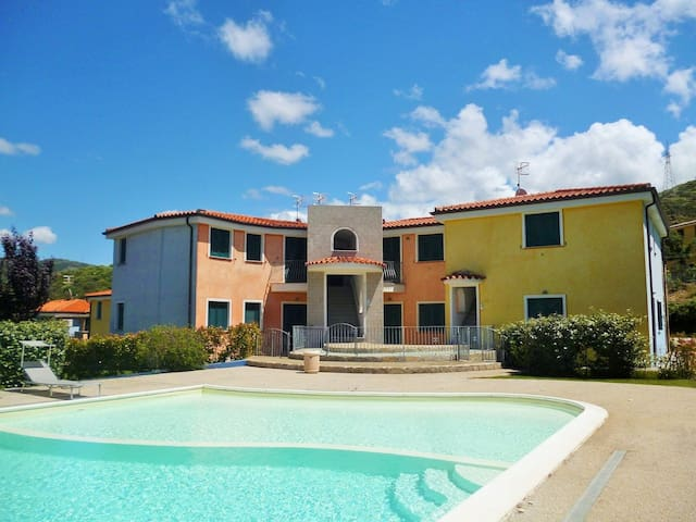 Residence Terme di Casteldoria - Appartamento 46 - Santa Maria Coghinas - Appartement