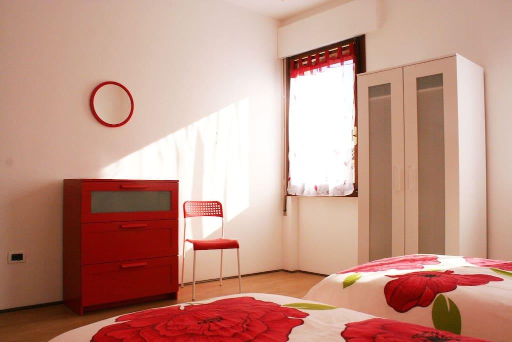 Bedroom 1 detail