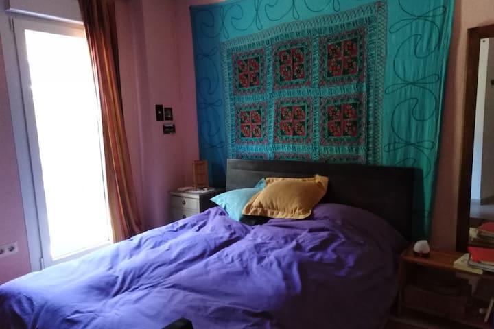 Habitación tranquila en Manzanares el Real
