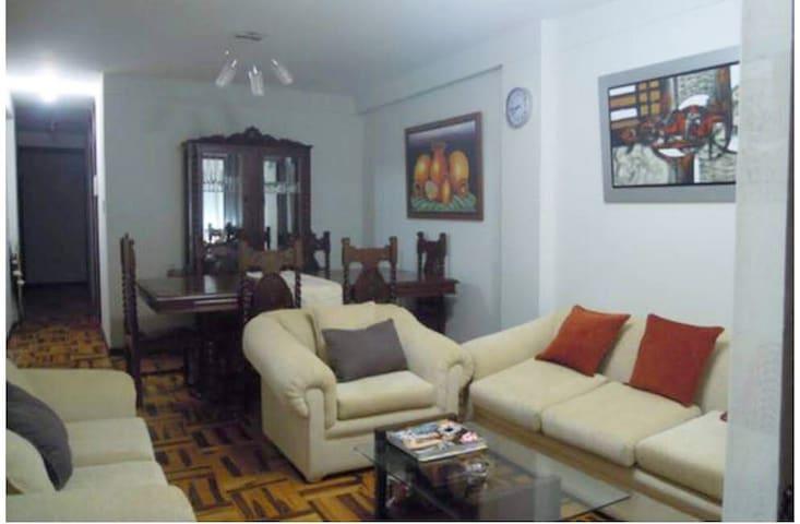 Complete Apartment in Trujillo