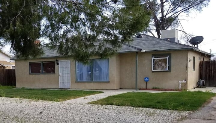 A cozy, family, quiet home in the QH area.