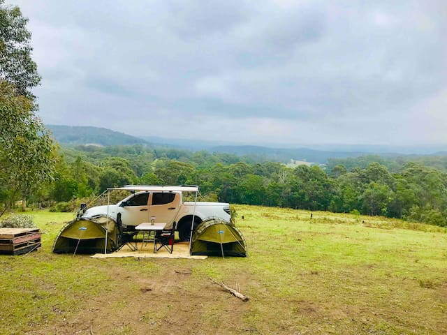 Paradise Estate Campsite ( 2 Man Tent)