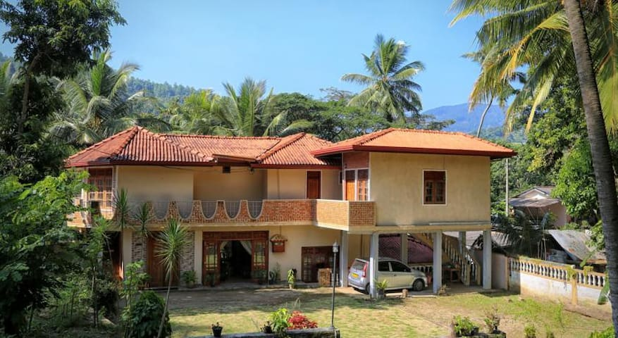 Mahaweli View Bungalow - Kundasale