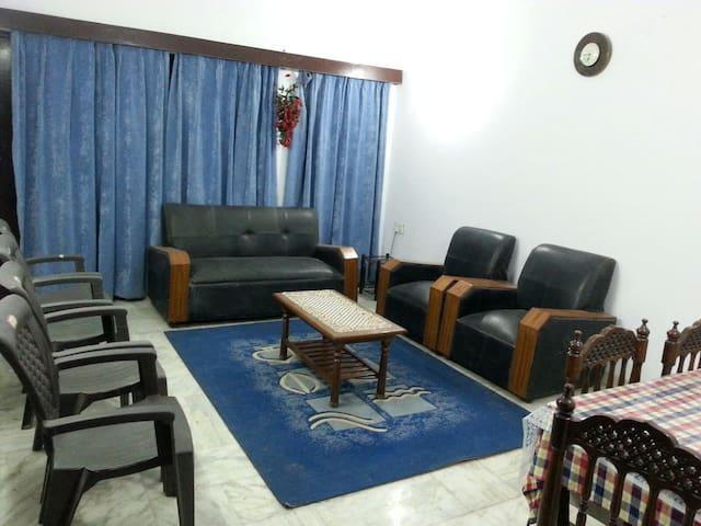 113 Tagore Nagar, near Dayal Bagh - Agra - House