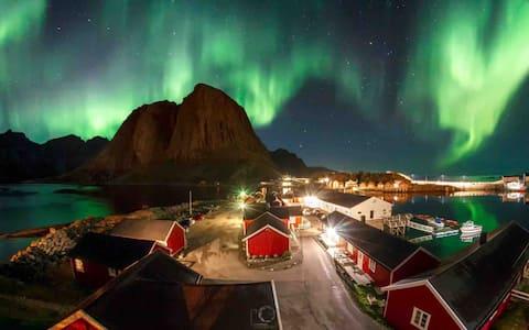 Hamnøy - Big Apartment - Amazing - Marvellous view