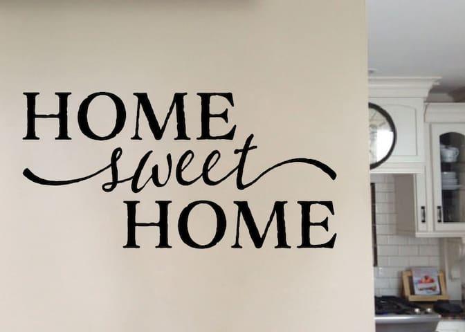 Home sweet home B