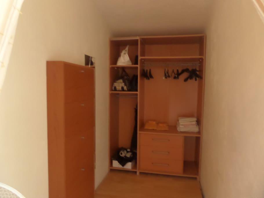 Camera armadio