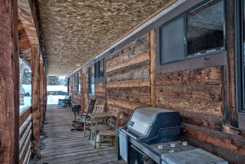 Perry mansfield sagebrush cabin cabins for rent in for Cabins in steamboat springs