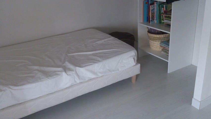 Chambre confortable - Sainte-Flaive-des-Loups - Casa de huéspedes