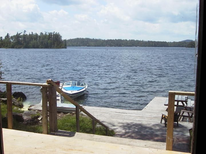 Lake Temagami ~Heaven  on earth ~ Island  cottage