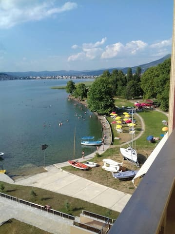 Full Equipped Comfortable Apartment with Lake View - Ohrid