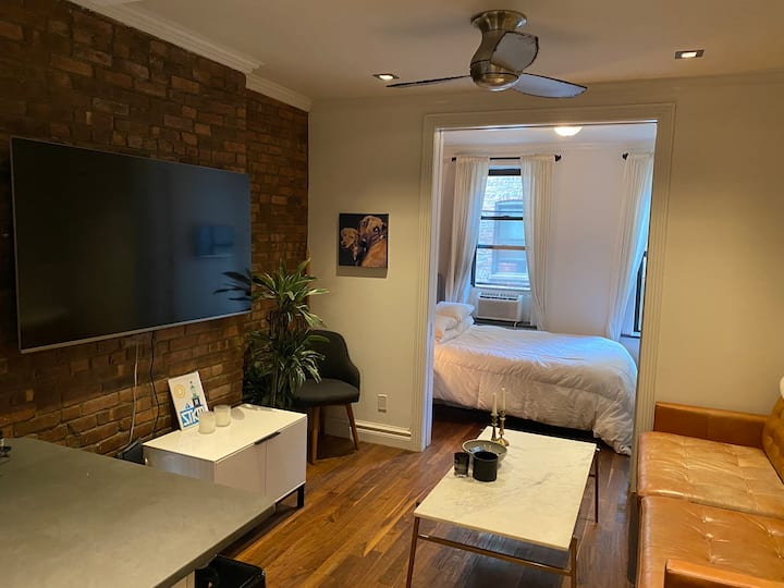 Newly Renovated 1BR in Prime West Village Location