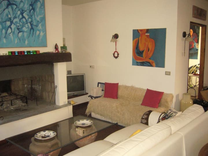 CHARMING HOUSE TUSCANIA (viterbo)