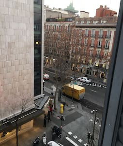 Calle Ayala con Serrano - Madrid - Appartement