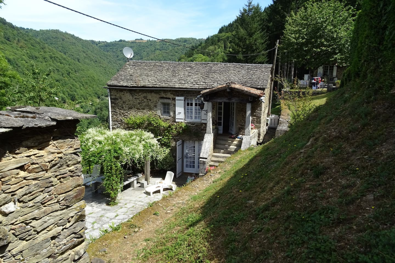 La Gorge - Hameau de Thouy
