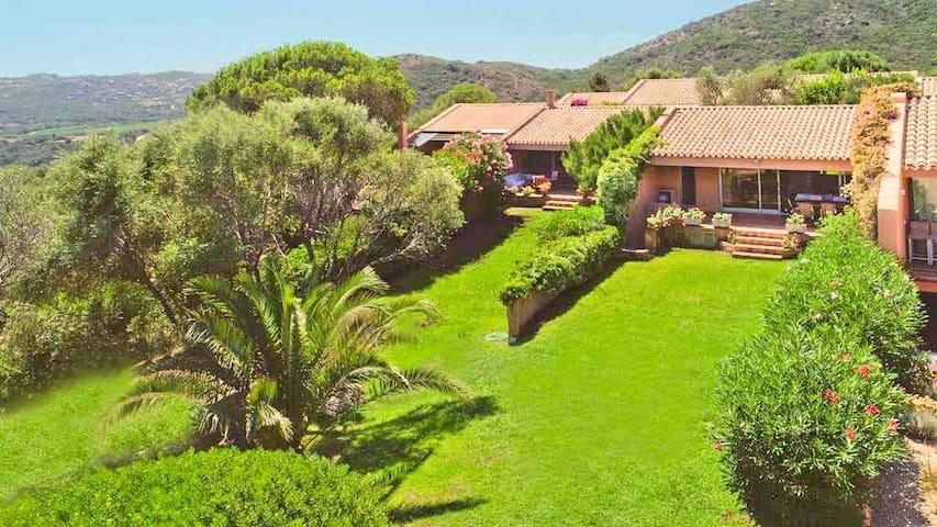 Villa Costa Smeralda - Wonderful sea view