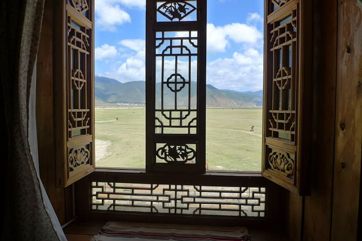 Pasture Guesthouse: Tibetan Style A - Deqen - Bed & Breakfast