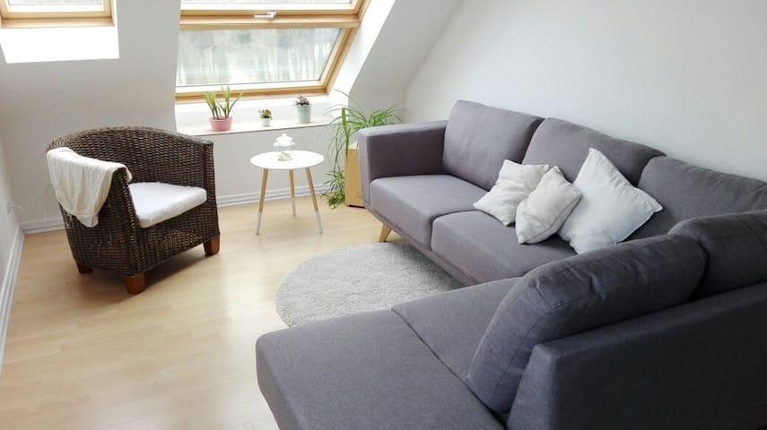 Schönes Zimmer mit Nähe zum Stadtzentrum und Natur