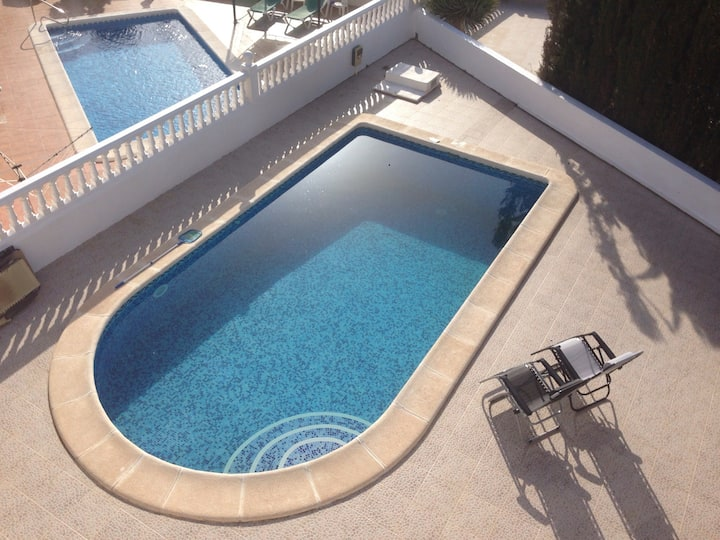 Luxury Spanish Villa Jo Private Pool