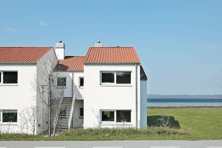 Gorgeous Apartment  in Ebeltoft with Sauna