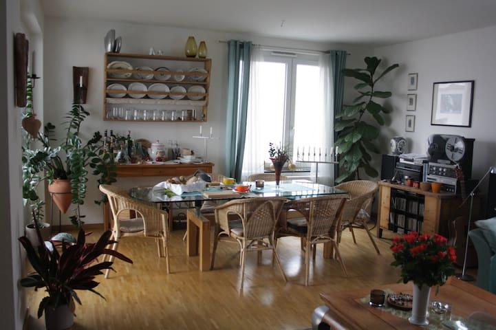 Helle, moderne Wohnung bei Freiburg - Emmendingen - Lägenhet