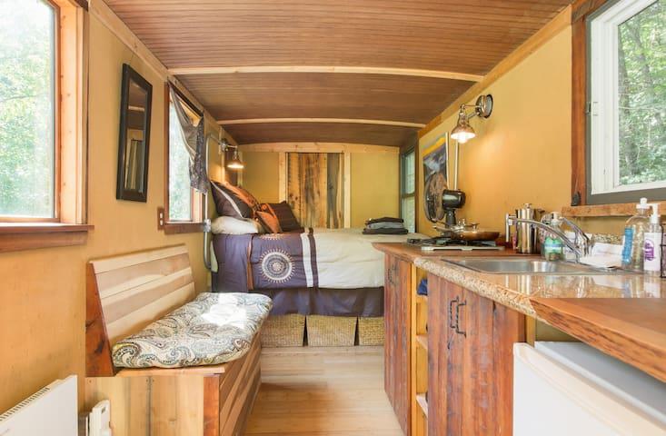 Classy & Finely-Finished Tiny House Box-Truck