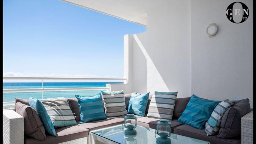 Firstline Altea, wonderful seaview - Altea - Apartemen