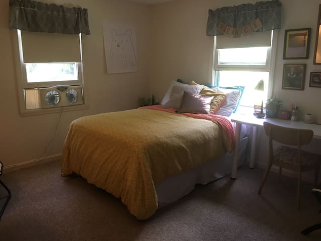 Private room in the Pioneer Valley