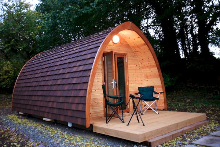 Glamping Pod between Cork City & Killarney