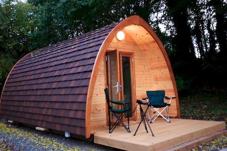 Glamping Pod between Cork City & Killarney - Macroom - Chalet