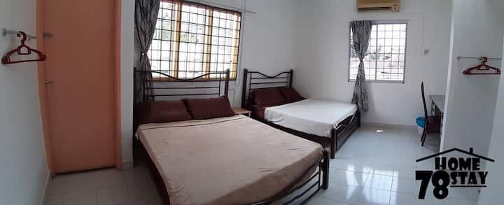 Room #2 Bukit Bendera Mentakab Near Star Mall