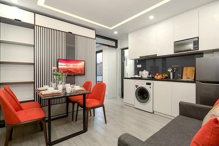 1 br apt near beach - discount 30% for residence