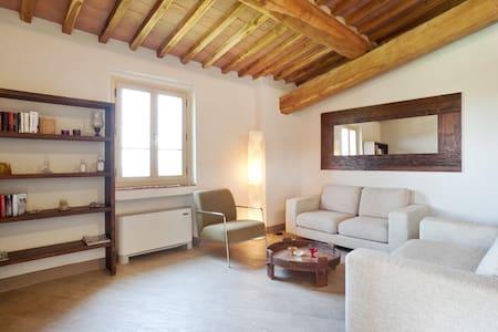 La Loggetta - Casole - Apartament