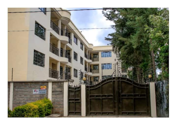 Nanyuki furnished apartment with a Mt. Kenya view
