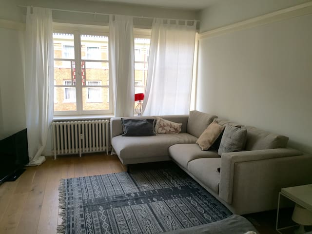 2-bedroom family apartment near de Pijp and RAI