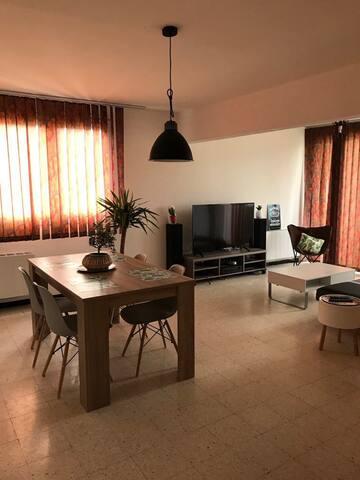 Appartement Privas 60m2 avec balcon