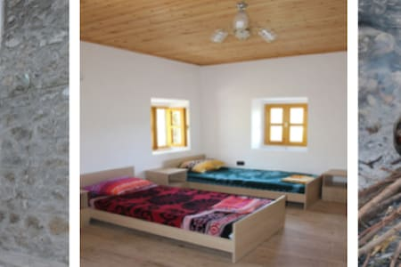 Biba guest house, your worm shelter - Rubik - Bed & Breakfast