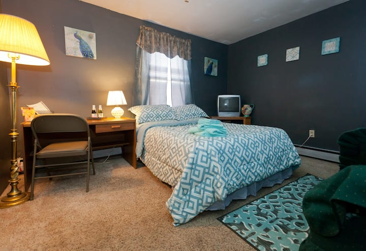 Springfield, 4 College Area, Residential