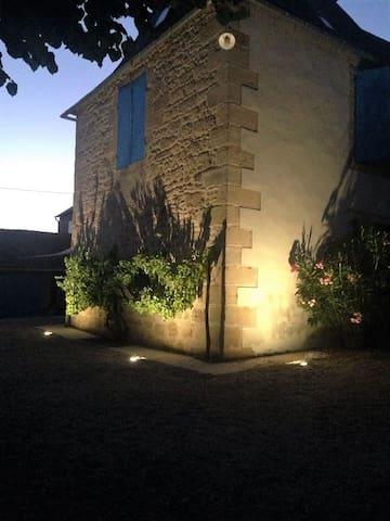 Maison de caractère-Hameau calme Périgord Noir