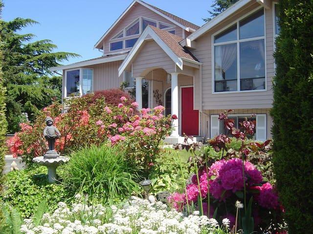 西雅图北部海湾旅游景区独立家庭式公寓房间