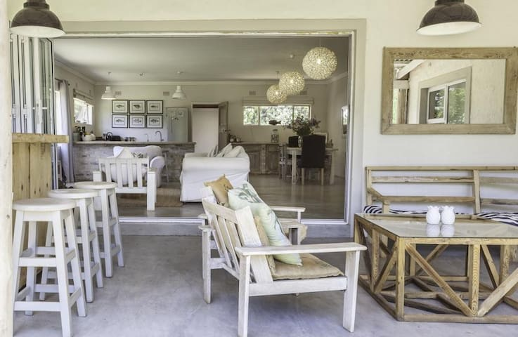 Muldersdrift open plan farm house. - Gauteng - Huis