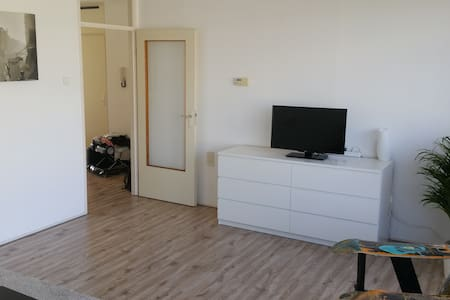 Spacious apartment 15min from city center - Amsterdam-Zuidoost - Lakás