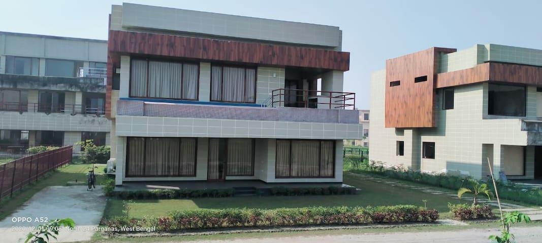 Vedic village golf villa Gd 05