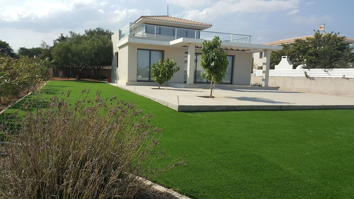 Villa for relaxed holidays