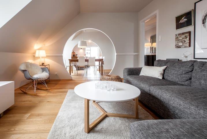 Cozy apartment near Reykjavik center - Reykjavík - Lakás