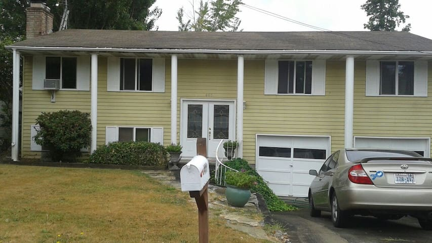 2 spare bedrooms! - Vancouver - Dom