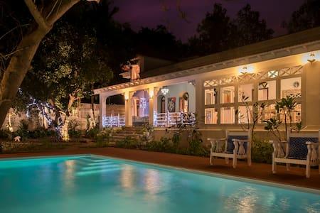 Inner Temple, Private Boutique Villa in Moira, Goa - Moira